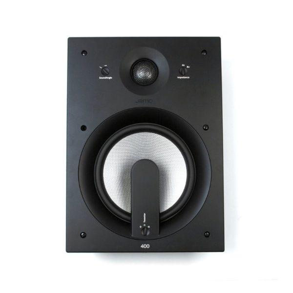jamo iw206fg in-wall speaker (pair)