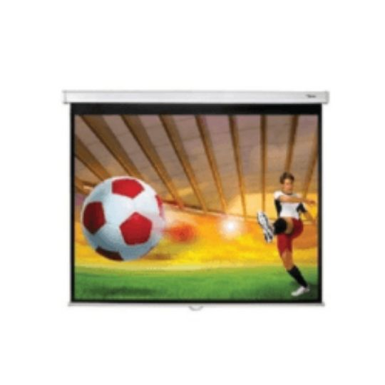 optoma 300 x 257 projection screen