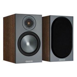 Monitor Audio Bronze 50 Bookshelf Speaker Walnut