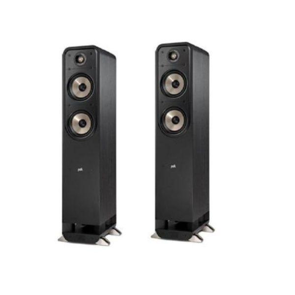 polk s55e floorstanding speaker