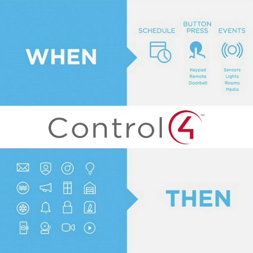 Product of the week: Control4 When/Then