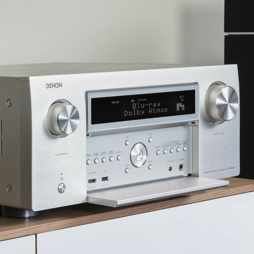 Product of the week: Denon AVR X8500H – the first of its kind