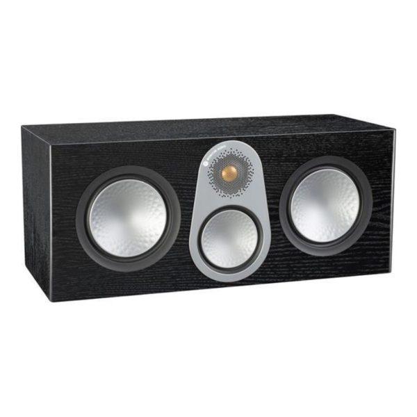 monitor audio silver c350 black oak