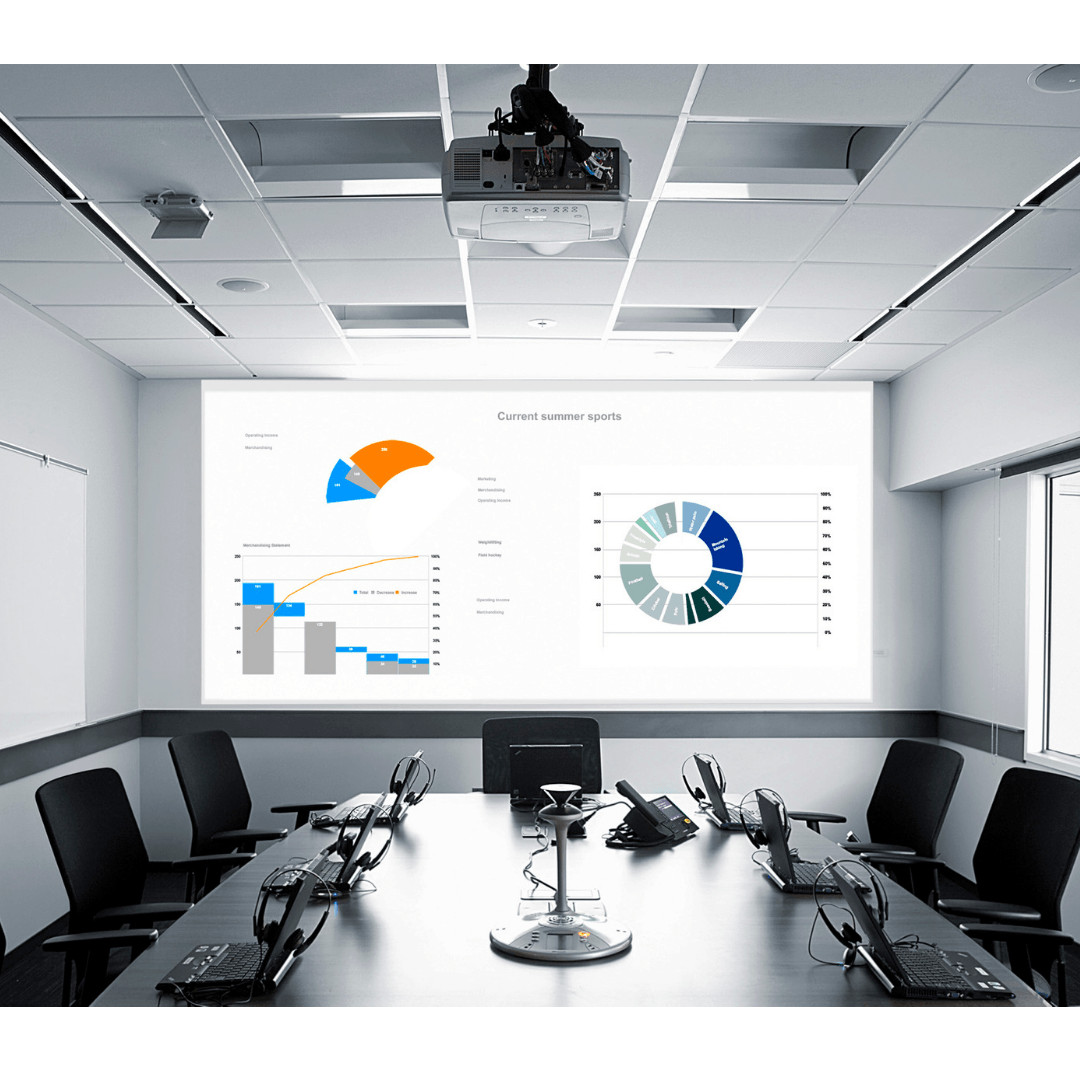 Four Reasons Your Office Needs A Projector Now!