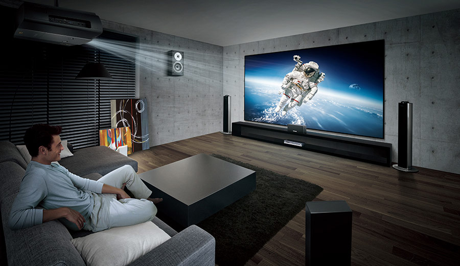 THINGS TO CONSIDER WHEN GETTING A PROJECTOR
