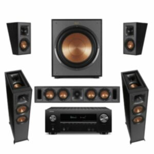 Klipsch Reference R-625FA system