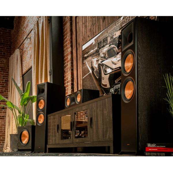 klipsch rp 8000f floorstanding speaker lifestyle