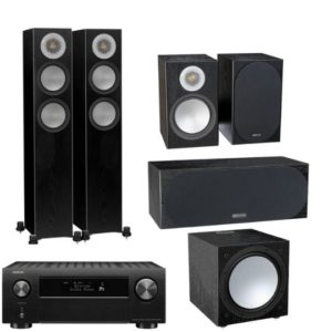 Monitor Audio Home Theatre Package