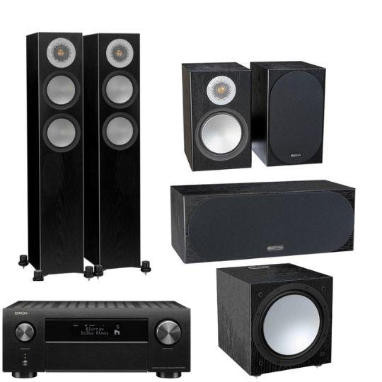 monitor audio silver 200 1