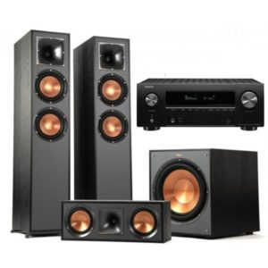 Klipsch Reference R-620F and Denon AVR-X 2700H 5.1 System
