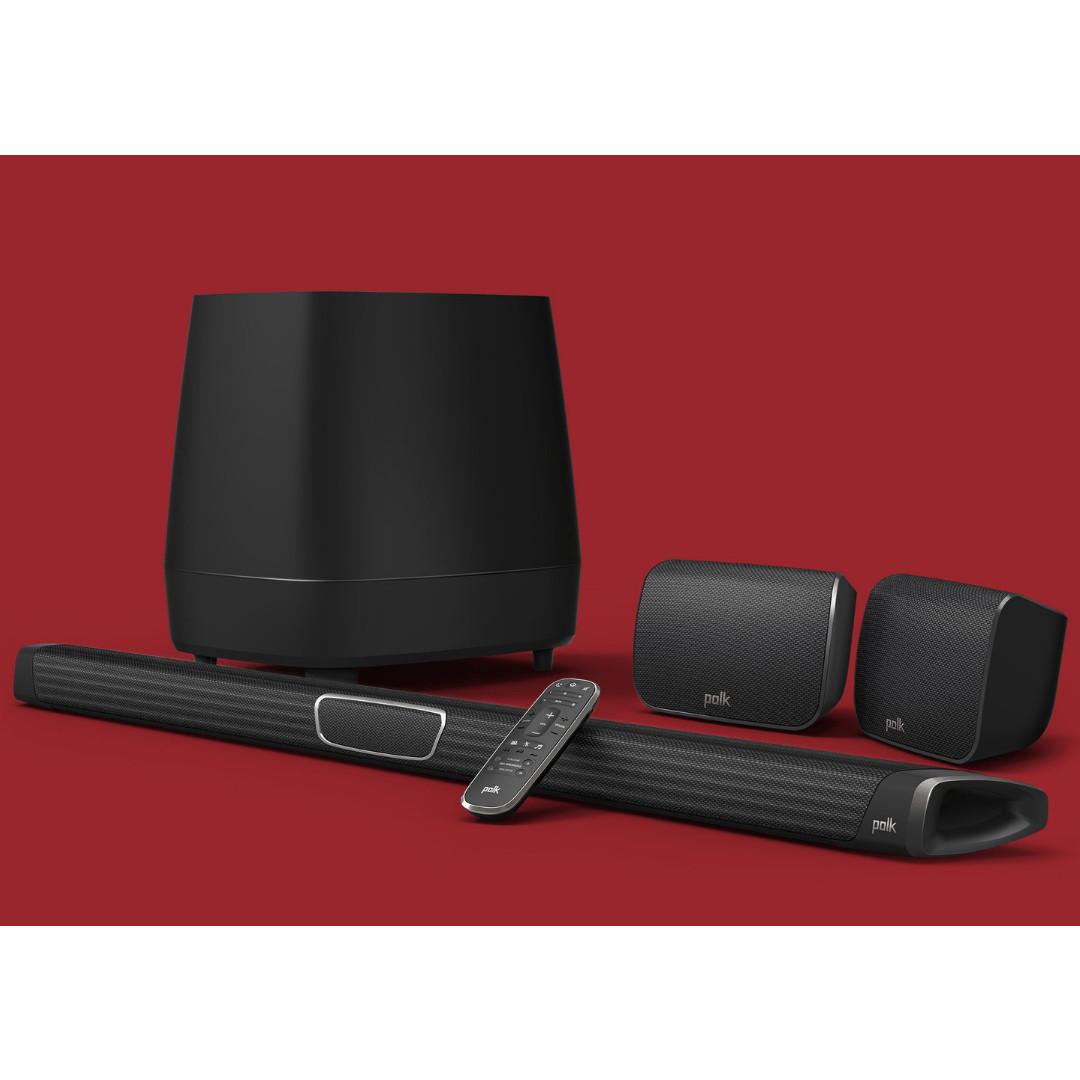 MagniFi MAX SR Soundbar System from Polk Audio