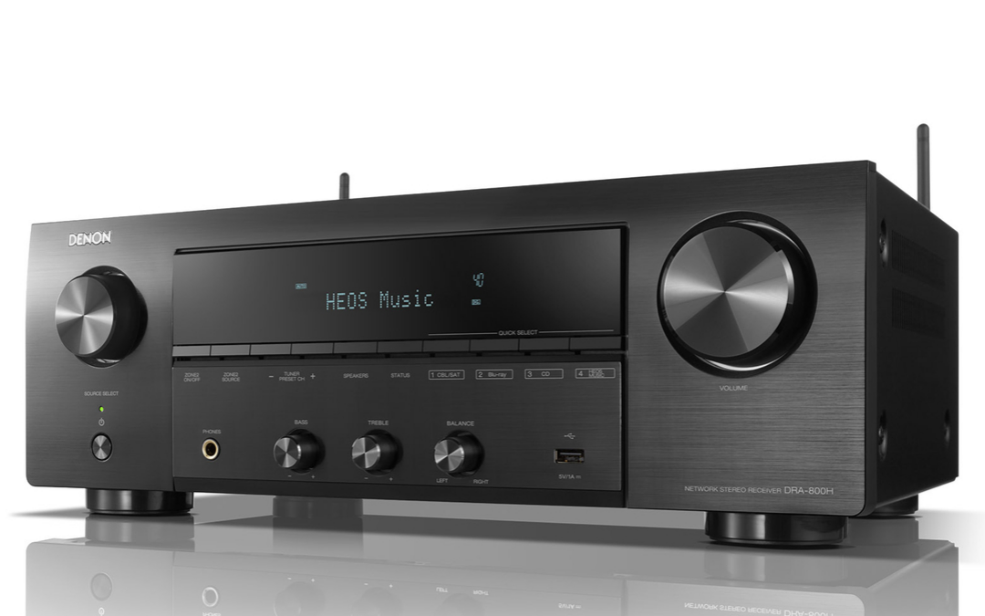 Product Of The Week: Denon DRA-800H