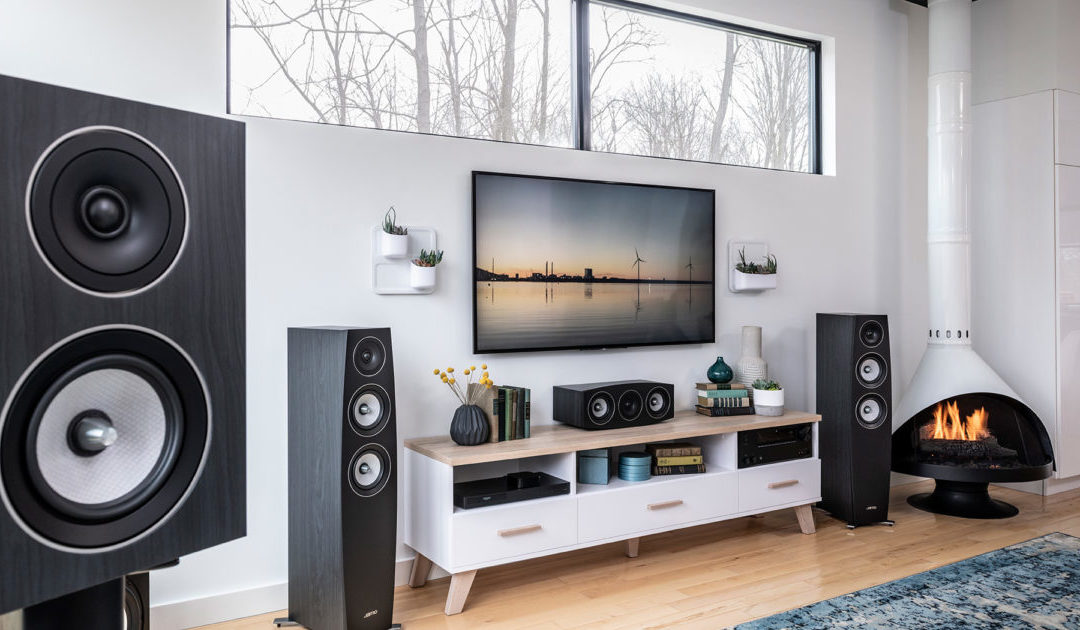 Jamo Concert Series – Live Performance Quality In Your Living Room