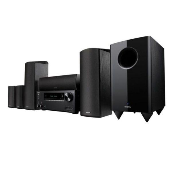 onkyo ht-s7805 5.1.2 channel network a/v receiver / speaker package