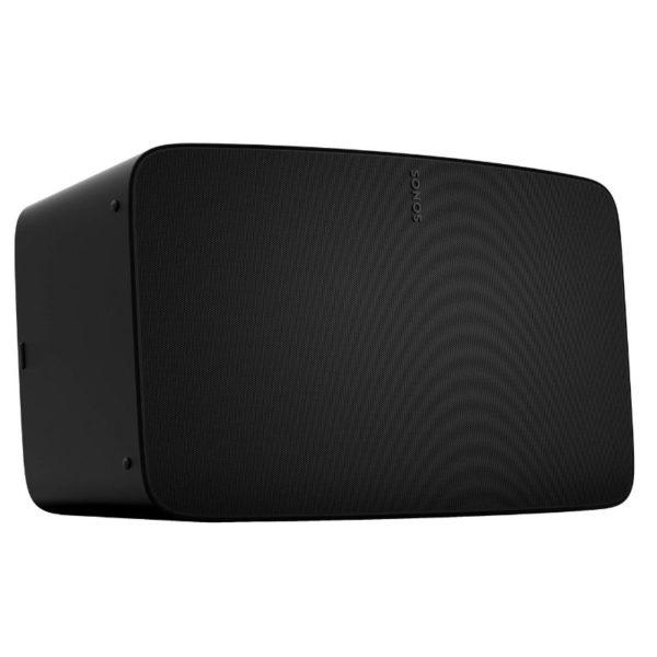 sonos five wireless speaker black