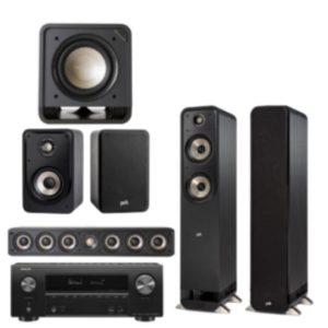 Polk Audio S55E signature Audio System 5.1