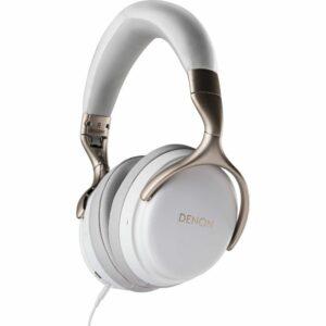 Denon AHGC25NC Headphones Front View