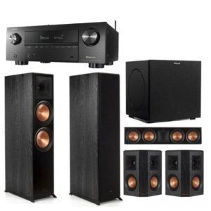 Klipsch RP-8000F 5.1 Home Theatre 5.1 System & FREE Denon AVC-x3700H Amplifier