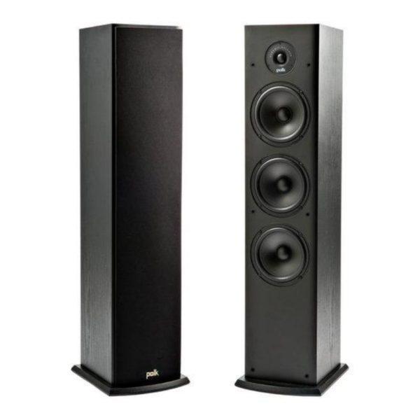 polk audio t series system floorstander