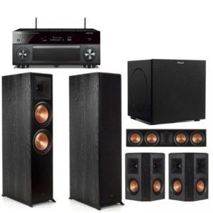 Klipsch RP-8000F Home Theatre System & FREE Yamaha RX A2080 Amplifier