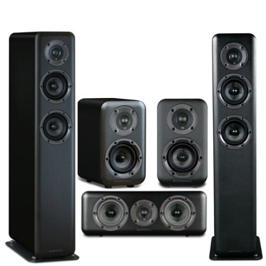 wharfedale d300 system