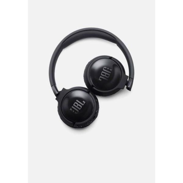 jbl 600 bluetooth headphones folded view