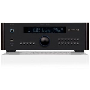 Rotel RSP-1576 Sound Processor Front View