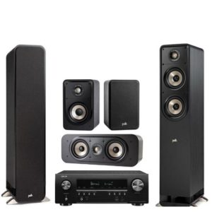 Polk Audio S50e signature system