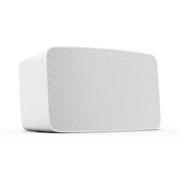 sonos five wireless speaker white