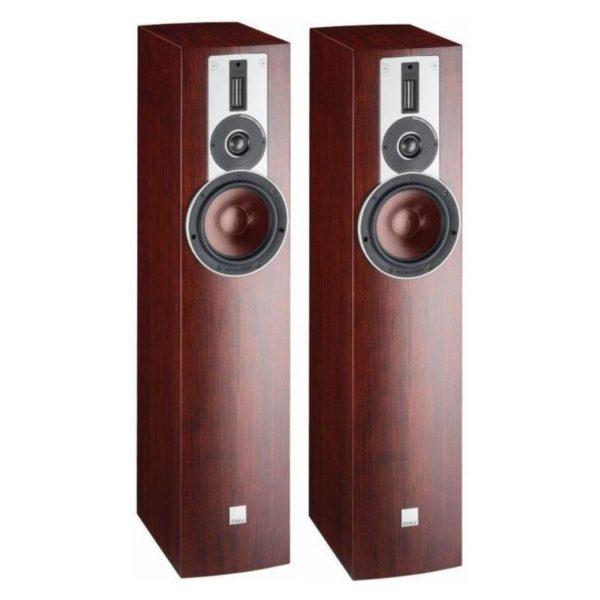 dali rubicon 5 floorstanding speaker rosso