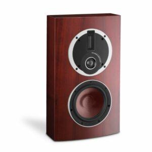 dali rubicon lcr speaker in rosso