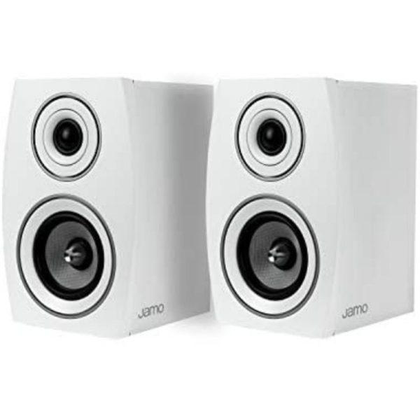 jamo c93 ii bookshelf speakers view