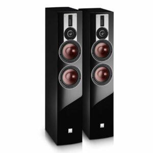 dali rubicon 6 floorstanding speaker rosso