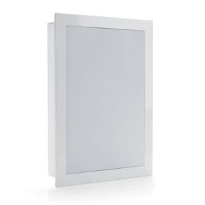 Monitor Audio SoundFrame 1 On-Wall Speaker Each (Gloss White)