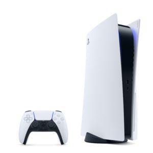 PlayStation 5 1TB - Glacier White (Digital Edition)