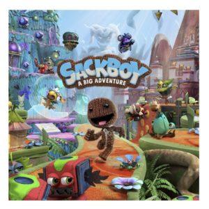 PlayStation 5 Sackboy A Big Adventures Game