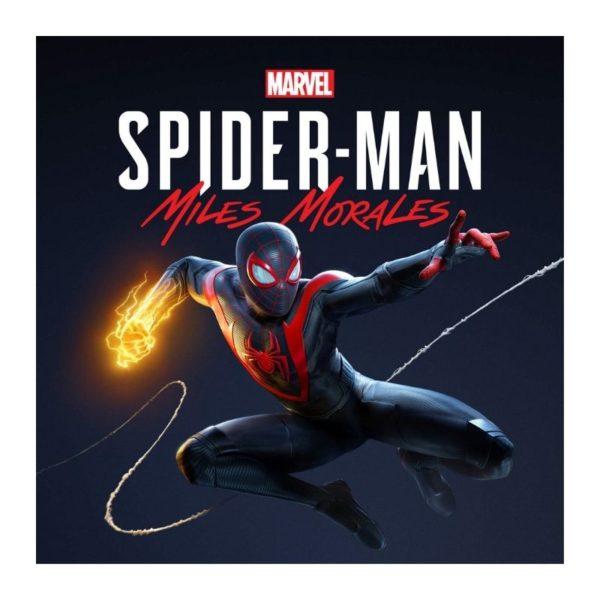 playstation 5 marvel's spider-man: miles morales game