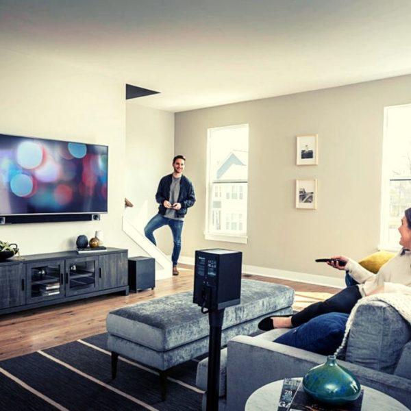 klipsch cinema 600 soundbar & surround 3 5.1 soundbar system