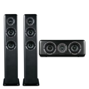 Wharfedale D 330 3.1 Speaker System