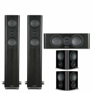 mission qx3 5.0 speaker system