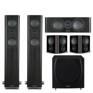 mission qx3 pack 5.1 home theatre system