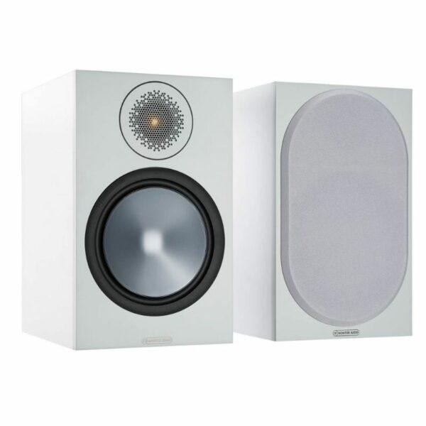 monitor audio bronze 100 white