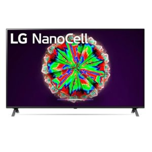 lg nano80 series 65 inch 4k tv ai thinq