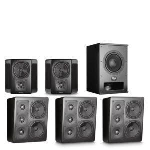 m&k sound mp150 5.1 home theatre system