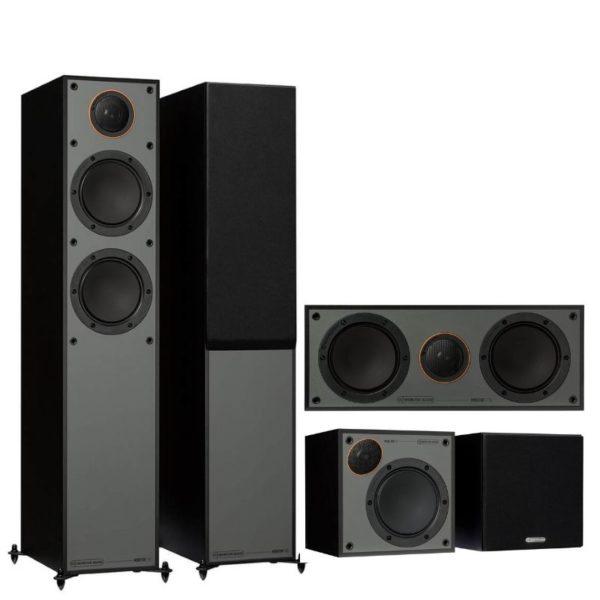 monitor audio 200 av 5.0 system