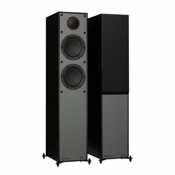 monitor audio monitor 200 floorstanding speakers