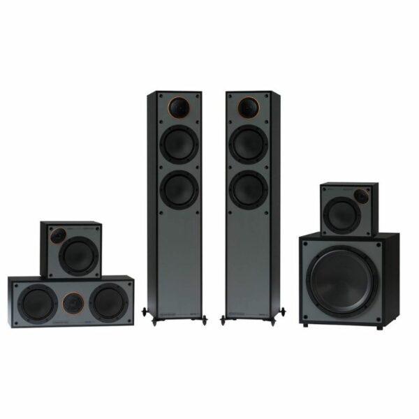 monitor audio monitor 200av 5.1 home theatre system