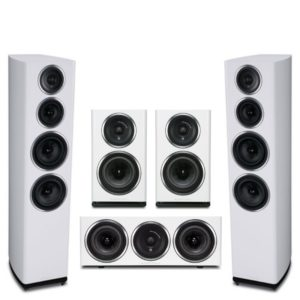 Wharfedale Diamond 11 Home Theatre Speaker System White
