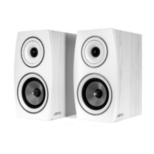 Jamo C91 II bookshelf speakers white