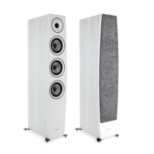 jamo c97 II floorstanding speakers white